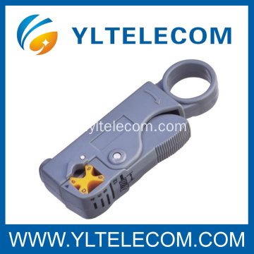 Profesional 2 cuchillas RG Cable Stripper