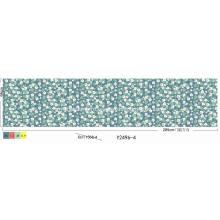 Популярная простыня печати пигмента дизайна и домашний текстиль