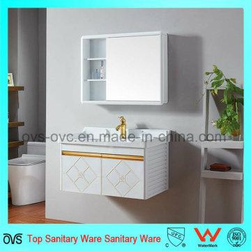 Новый стиль ванной Алюминиевый шкаф умывальник 80 мм