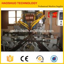 Cadeia automática que forma a máquina, máquina de soldadura de dobra da ligação Chain