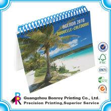 2014 diseños de calendario de escritorio por encargo