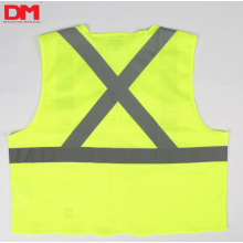 Mesh Reflective Safety Vest  Work Clothes