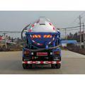 Dongfeng 9CBM camión de la bomba de aguas residuales
