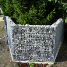 Hot Dipped Galvanized Gabion Box / Welded Gabion / Gabion Baskets