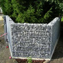 A caixa galvanizada mergulhada quente de Gabion / armou cestas de Gabion / Gabion