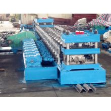 CNC Galvanized Steel Sheet Guard Rail Forming Machine