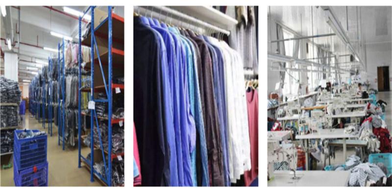 shirts factory photo