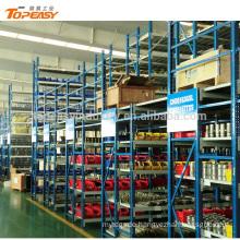heavy duty warehouse multi level steel mezzanine storage rack