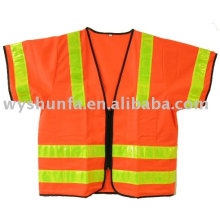 Reflektierende Arbeitskleidung