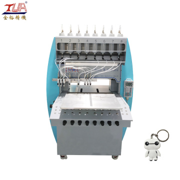 Auto 8 Colors PVC Labels Dispensing Machine
