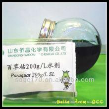 HOT Herbicide paraquat 200g/l SL