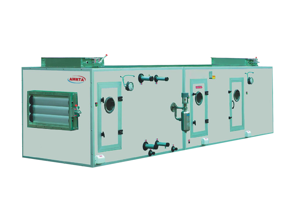 Compased type air handling unit