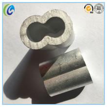 High Tensile 8 Type Hourglass Aluminium Sleeves
