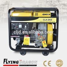 3kw electric generator diesel power generator 3.75kva