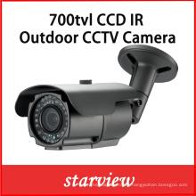 700tvl Sony 960h CCD al aire libre de infrarrojos Bullet cámara de seguridad CCTV