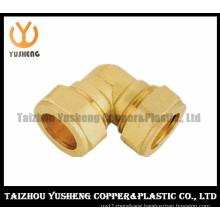 Male Brass Elbow Pipe Fittings (YS3104)