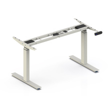 Dual Motor Height Adjustable Standing Table Desk Leg