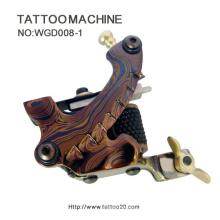 Damast-Tattoo-Pistole