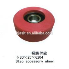 Escada Rolante / roda de passo