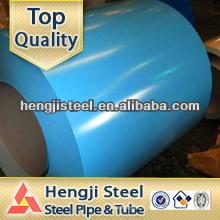 Bobine PPGI de première qualité, bobine en acier revêtue de couleur fabriquée en Chine