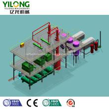 Máquina de reciclaje de aceite lubricante usado