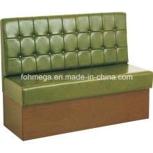 Diseño especial Green Restaurant Booth (FOH-CBCK66)