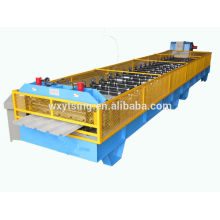 Passed CE and ISO YTSING-YD-0675 Full Automatic Lightweight Wall Panel Roll Forming Machine and Wall Panel Making Machine