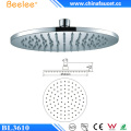 Beelee 10 Inch High Pressure Ceiling Mix Water Shower Head