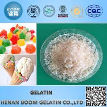 80 Bloom bis 280 Bloom Unflavored Gelatine