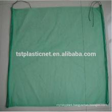 HDPE knitted tubular net, mesh sleeve for orange
