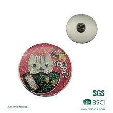 Tinplate Button Abzeichen für Souvenir Geschenk