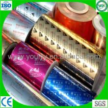 Aluminiumfolie Rolle