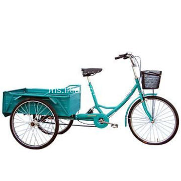 Aluminium Alloy Adult Tricycle