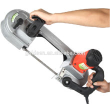 680w Portable Mini Electric Power Speed Variable Metal/Steel/Wood Cutting Band Saw Machine