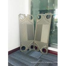 Swep Gx51 Heat Exchanger Plate in Shanghai China