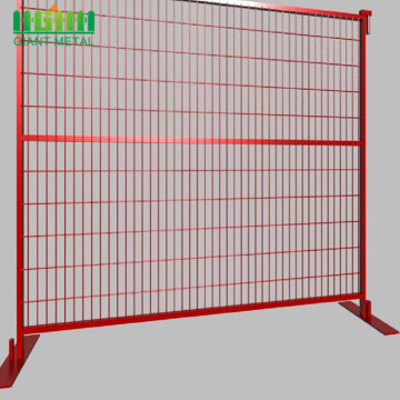 High+Quality+Galvanized+Temporary+Fence+For+Canada