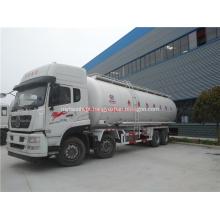 Caminhão transportador de material em pó 8x4 para pó de carbono
