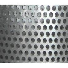 Zinc Coated Punching Hole Sheet/Perforated Metal Mesh
