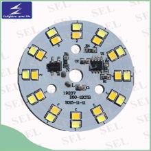 Diámetro de la luz del regulador de 7W SMD LED 50m m (PCB de aluminio)