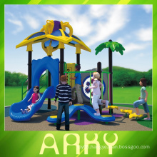 arky customized outdoor play structure for park use