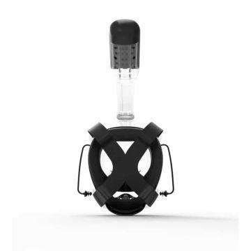 Máscara Facial de Natação Profunda, Snorkel de Mergulho