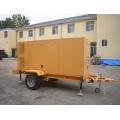 Doppelrollen trailer silent Stromaggregat 150KW/180KVA