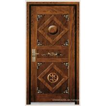 Chinesische Holztür und Metalltüren für ghana