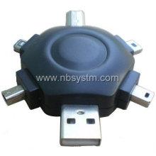 Adaptador multifunções USB
