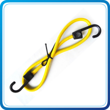 Factory Price Elastic Cord with Black Metal Hook for Travel