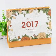 Полноцветная Печать Профессиональный Изготовленный На Заказ Календар Стола