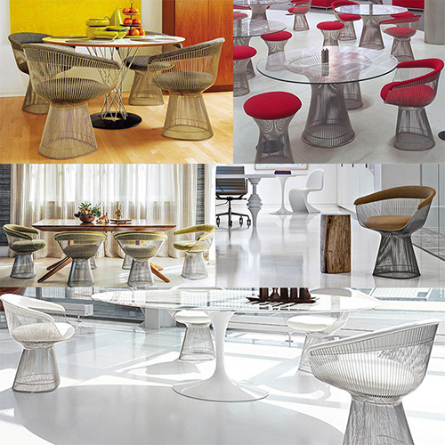 Warren Platner Dining Chair