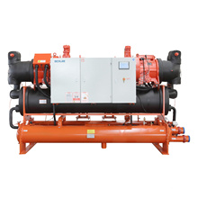 430kw Industrial Air Conditioner System Water Cooled Chiller
