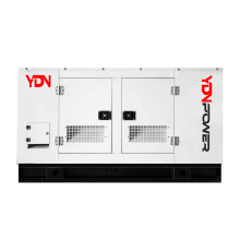 Generator diesel super silent 100kw with cummins engine
