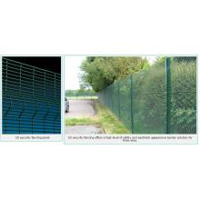 Highest Level of Security Welded Panel Barrier